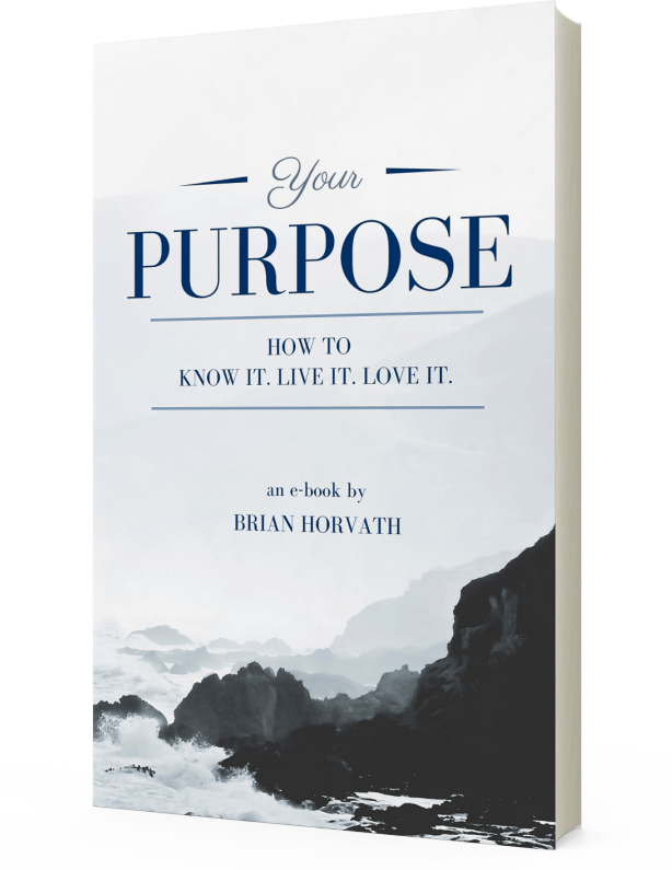 "e-Book ""Your Purpose: How to Know it. Live it. Love it."
